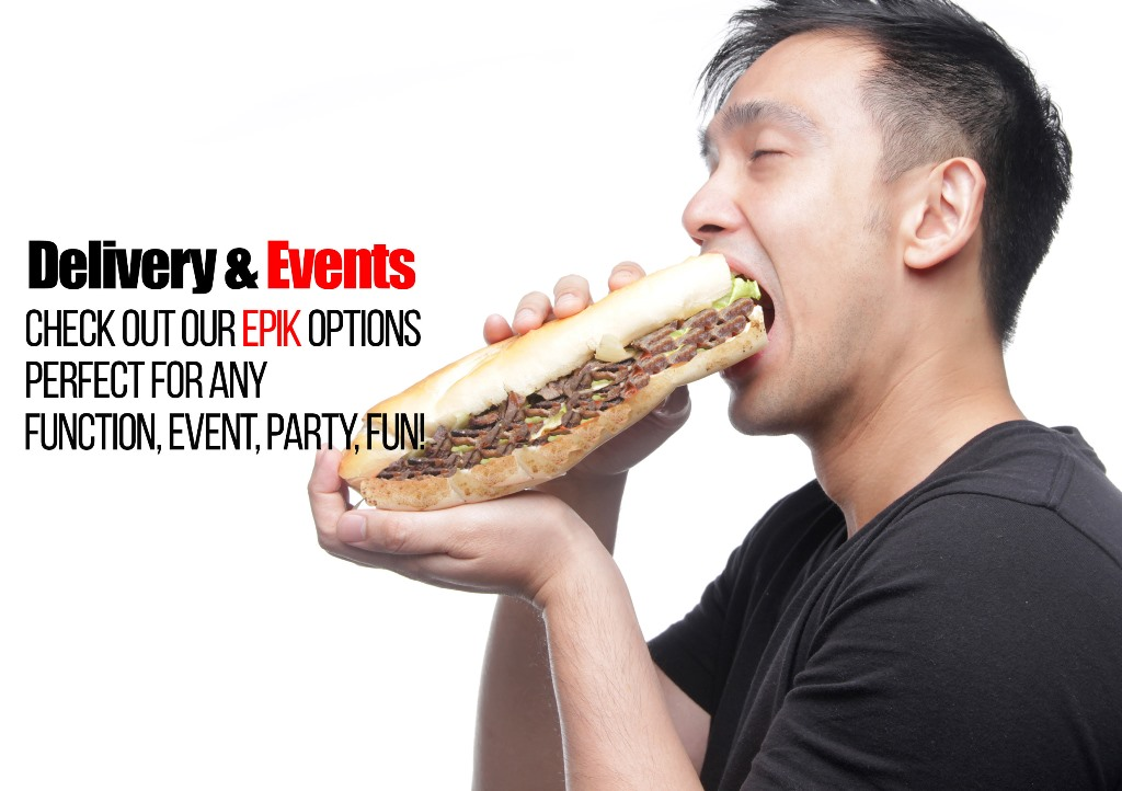 kebab delivery and events